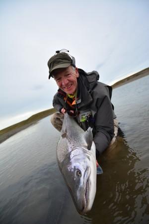 EMB Sea Run Brown Fishing Report