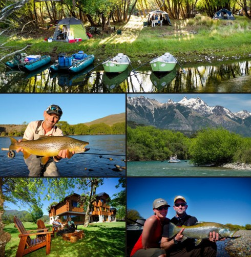 Trout Fishing Argentina