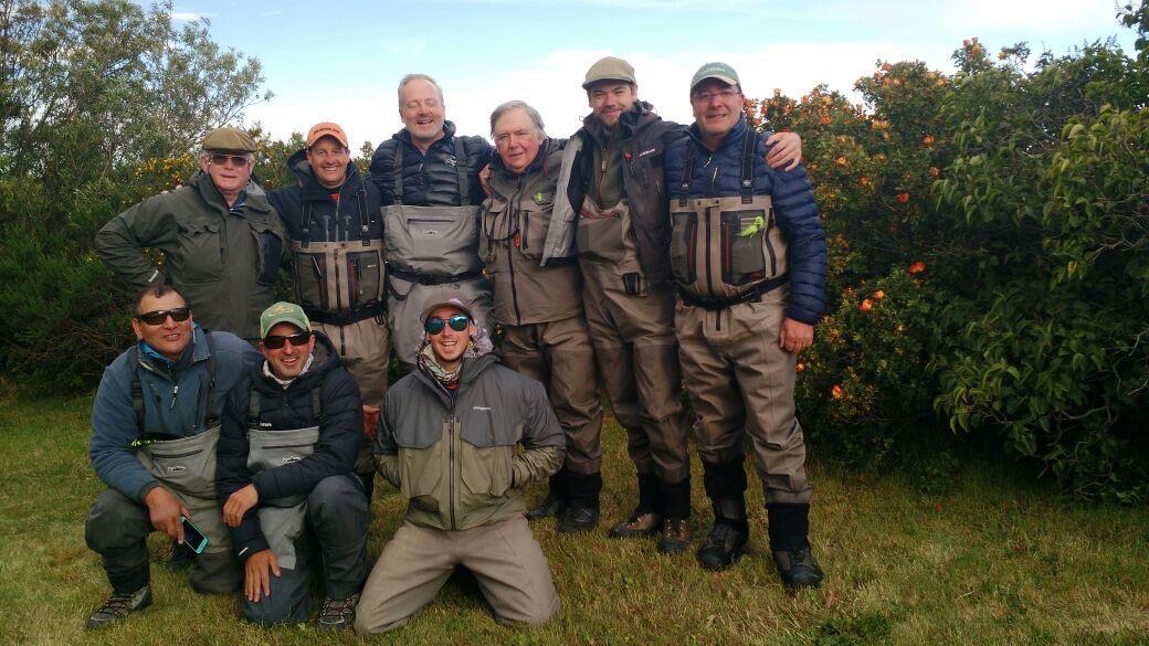 Rio Grande Fishing Report La Villa jan 6-13b