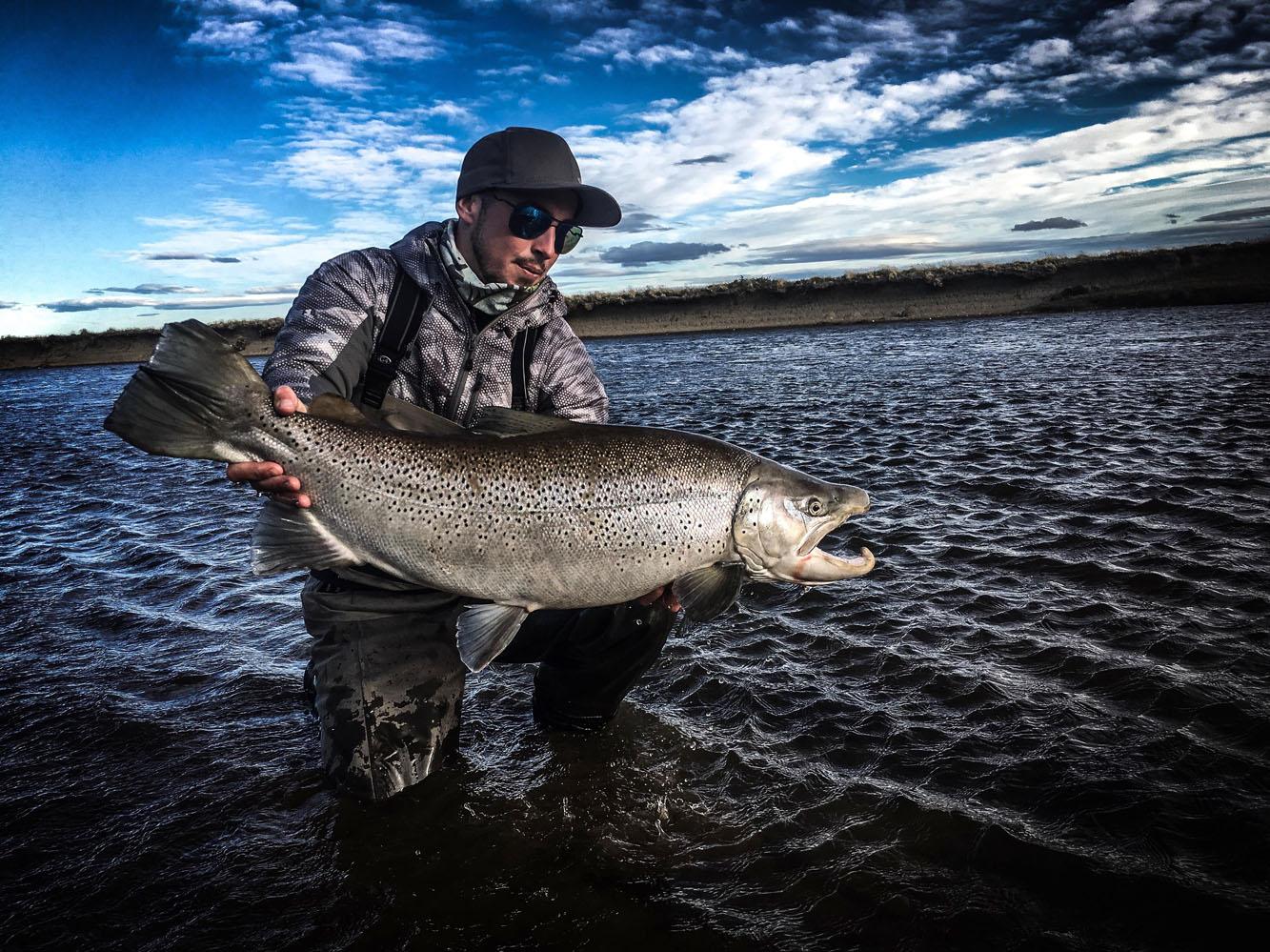 Rio Grande Fishing Report La Villa jan 6-13lr